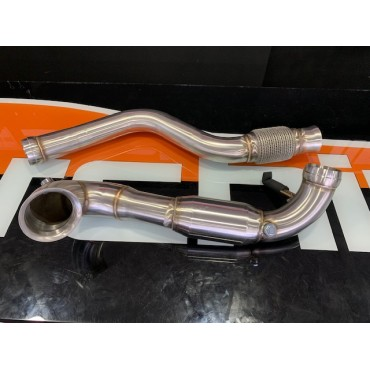 Downpipes Mercedes A45 AMG