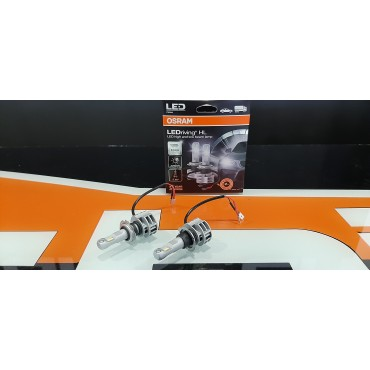 Kit Led OSRAM H7 Can Bus 6000K