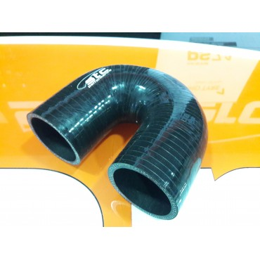 Curva 180º em Silicone 63mm STC Performance