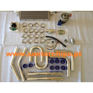 Kit Turbo Universal T3/T4