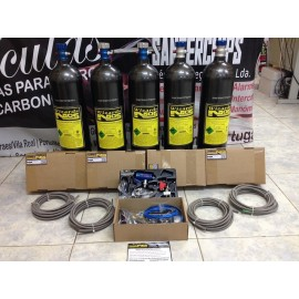 Kit Nitro Diesel 1 Cilindro Wizards NOS 5LBS (2.5kg)