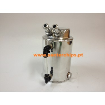 Oil Tank Catcher Bocais de 8mm e 15mm
