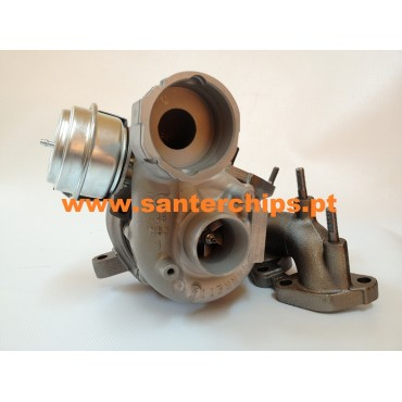Turbo Garrett GT1749VB VW AUDI 150cv NOVO
