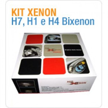 Kit Xenon H1 6000k 35w LOWCOST HID