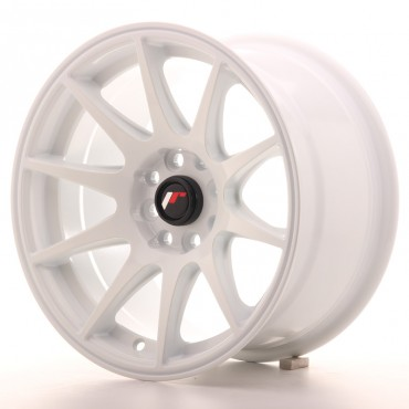 Japan Racing JR11 16x8 ET20 4x100/108 White
